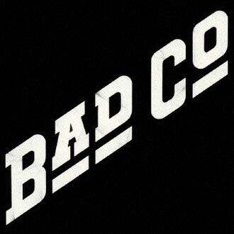 Bad Company (album) - Image: Bad Company Bad Company
