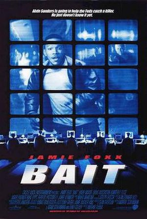 Bait (2000 film) - Theatrical release poster