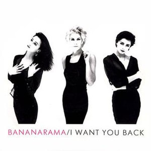 I Want You Back (Bananarama song) - Image: Banana iwyb