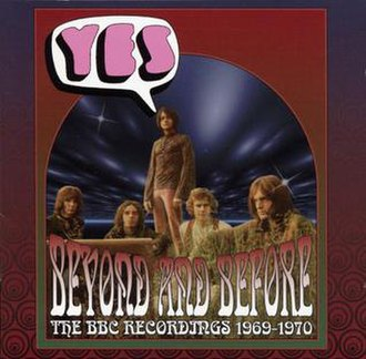 Something's Coming: The BBC Recordings 1969–1970 - Image: Beyond and Before The BBC Recordings 1969–1970