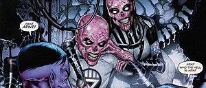 Abin Sur - Image: Black Lantern Abinsur