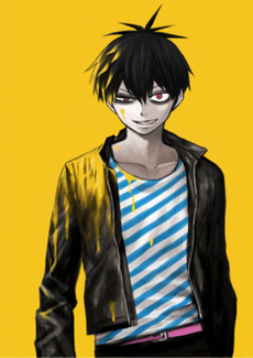 Blood Lad Blu Ray Cover Volume 1.png