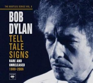 <i>The Bootleg Series Vol. 8: Tell Tale Signs: Rare and Unreleased 1989–2006</i> compilation album