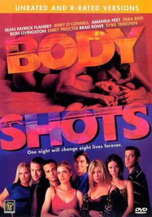 Body Shots (film) - Theatrical release poster