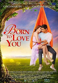 Born To Love You poster.jpg