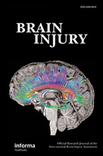 Brain Injury (journal) - Image: Brain Injury