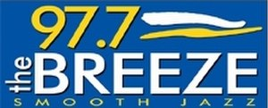 KNZR-FM - Image: Breeze (KSMJ) logo