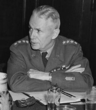 Brehon B. Somervell - General Somervell during World War II