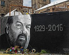 bud spencer graffiti 2016 filatorigt budapest - Bud Spencer Lebenslauf