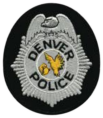 Denver Police Department - Image: CO Denver Police
