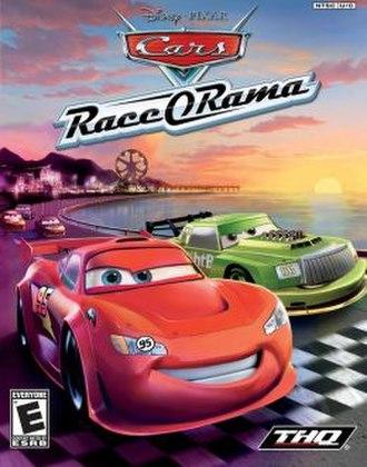 Cars Race-O-Rama - Image: Cars Race O Rama
