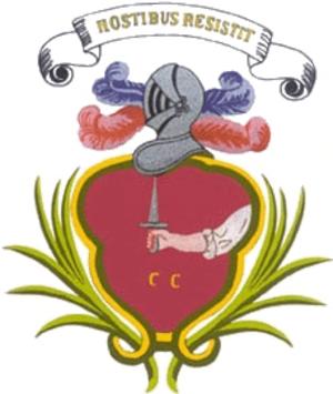 Casalgrasso - Image: Casalgrasso Stemma