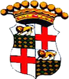 Coat of arms of Castelmagno