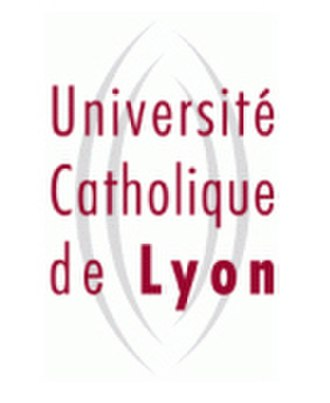 Catholic University of Lyon - Logo