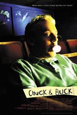 Chuck & Buck - Promotional poster