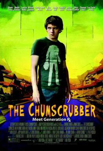 The Chumscrubber - Theatrical release poster