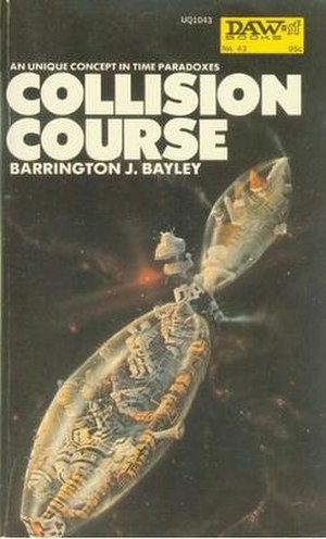 Collision Course (Bayley novel) - First edition