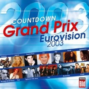 Germany in the Eurovision Song Contest 2003 - Image: Countdown Grand Prix 03