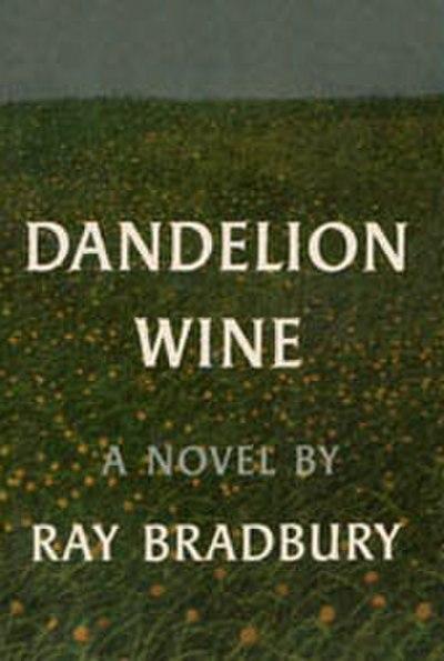 Picture of a book: Dandelion Wine