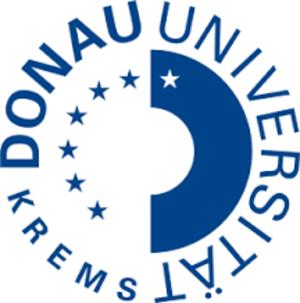 Danube University Krems - Image: Danube University Krems Logo