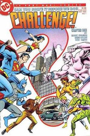 DC Challenge - Image: Dc challenge 01