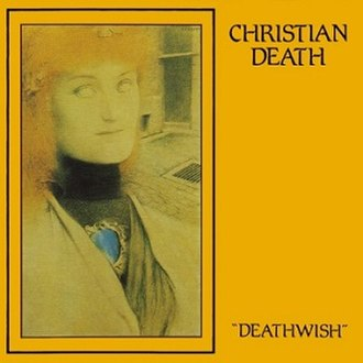 Deathwish (EP) - Image: Deathwish (EP) cover