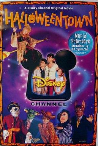 Halloweentown (film) - Promotional poster