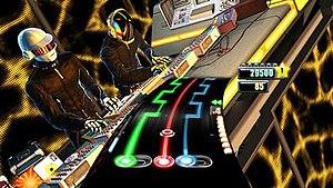 Daft Punk - Daft Punk in DJ Hero