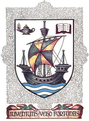 HMS Argyll (F231) - School Crest of the Dollar Academy, affiliate of HMS Argyll.