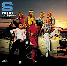 S Club 7 — Don't Stop Movin' (studio acapella)