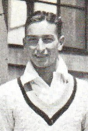 Doug Freeman - Doug Freeman in December 1933