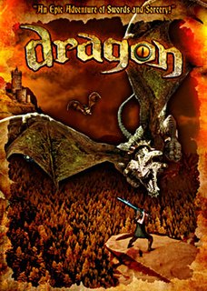 <i>Dragon</i> (2006 film) 2006 film by Leigh Scott