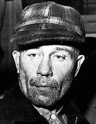 Ed Gein - Gein, circa 1958