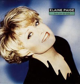 <i>Love Can Do That</i> 1991 studio album by Elaine Paige