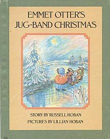 Emmet Otters Jug Band Christmas Book.Emmet Otter S Jug Band Christmas Book Wikipedia