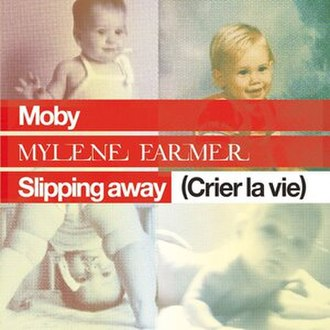 Slipping Away (Moby song) - Image: Escapar Slipping Away