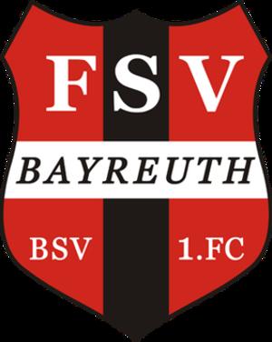 FSV Bayreuth - Image: FSV Bayreuth
