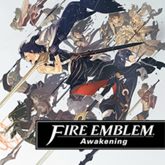 Fire Emblem Awakening - Packaging artwork released for all territories. (with some regional variations)