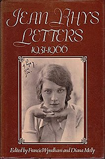 <i>Jean Rhys: Letters 1931-1966</i>
