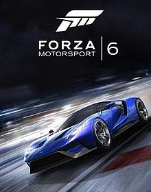 Forza Motorsport  Cover Jpg Cover Art Featuring The  Ford Gt