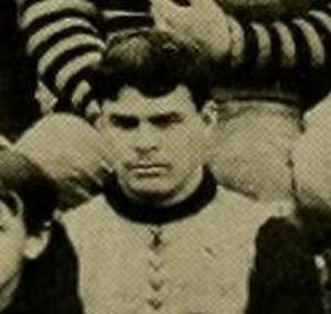 Frank Kenly - Kenly at Maryland in 1896