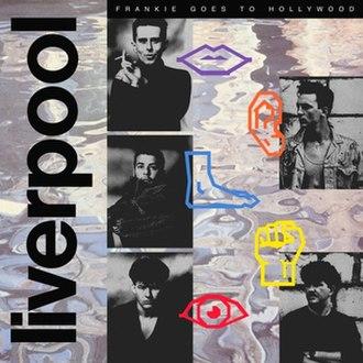 Liverpool (album) - Image: Frankie Goesto Hollywood Liver