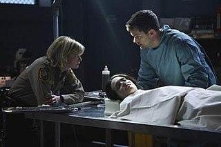 Northwest Passage (<i>Fringe</i>) 21st episode of the second season of Fringe