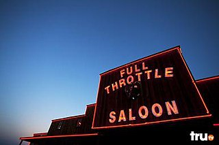<i>Full Throttle Saloon</i> American reality television series
