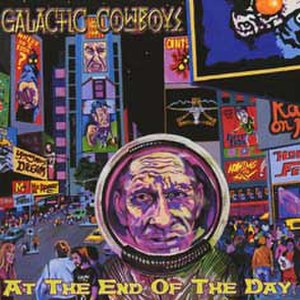 At the End of the Day (Galactic Cowboys album) - Image: Galactic attheend