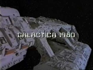 <i>Galactica 1980</i> US 1980 science fiction TV-series
