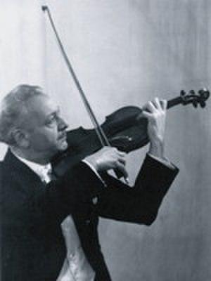 Georges Boulanger (violinist) - Image: Georgeboulanger