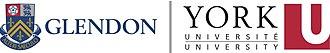 Glendon College - Image: Glendon College logo
