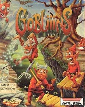 Gobliiins - Image: Gobliiins Cover