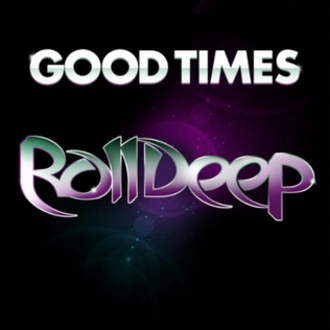 Roll Deep featuring Jodie Connor — Good Times (studio acapella)